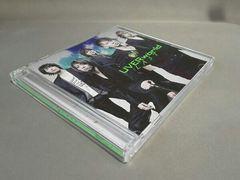 UVERworld「LAST(初回生産限定盤) CD+DVD」GOLD,GO-ON収録