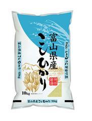 富山県産 白米 こしひかり 10kg 平成27年産