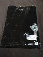 氷室京介 メッセージTシャツ XL 黒 新品未開封 BOOWY
