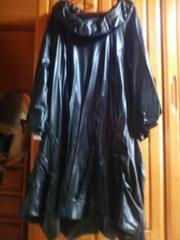 新品タグ—つき可愛い大きいsizeおしゃれな黒ワンピース
