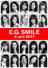 ���� ������T�t E.G.SMILE -E-girls BEST- +3DVD+�X�}�v�� ����
