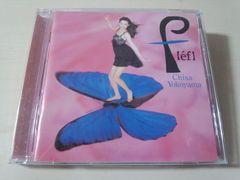 横山智佐CD「f〈ef」●