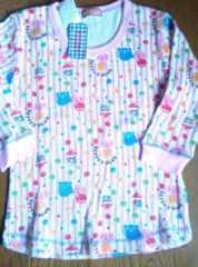 新品★ベティーズブルー(BETTY'S BLUE) ワッフルTシャツ
