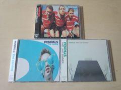 ペンパルズPENPALS CD3枚セット★AMERICAMAN/PAST LAST /2nd