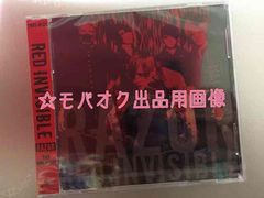 RAZOR CD RED INVISIVLE 未開封