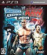 ☆PS3ソフト/プロレスWWE スマックダウンVS. Raw 2011