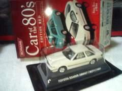 コナミ  トヨタ  ソアラ  2800GT MZ11    白    1981
