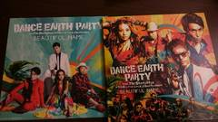 DANCE EARTH PARTY「BEAUTIFUL NAME」DVD付/三代目 EXILE