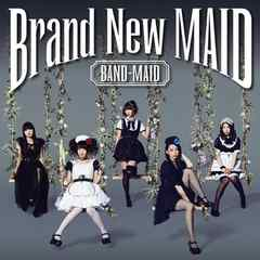 即決 BAND-MAID BAND-MAID Brand New MAID (+DVD) Type-A 新品