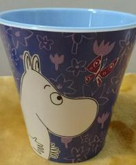 ムーミン メラミンカップ♪新品
