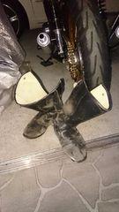 特攻ブーツ トーヨコ製 本革