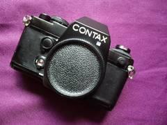 Contax初期型番139クォーツ.ボディ