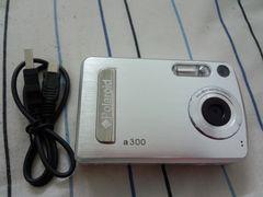 320万画素★1.5型液晶モニター★ポラロイドデジタルカメラ