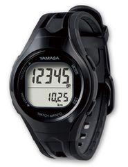 ウォッチ万歩計 WATCH MANPO TM-400 ブラック 腕時計型歩数計