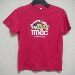 たまごっち 半袖 Tシャツ140cm 濃いピンク