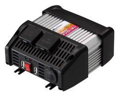 【新品】メルテック カーインバーター  定格120WDC-24V用 HC-151