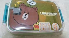 LlNE FRIENDSタイトランチボックス