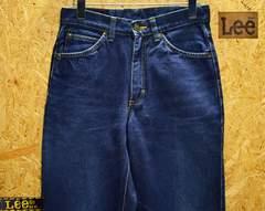 ◆廃盤・古着◆LEEリー303スリム・W28(76cm)・股下80cm