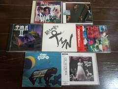 TM NETWORK CD 7枚セット★TMN