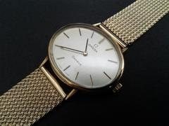OMEGA Geneve Cal.620 �����Y �S�[���h �芪��