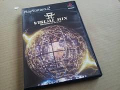 PS2☆浜崎あゆみ VISUAL MIX☆美品♪