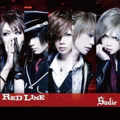 Sadie RED LINE 通常盤帯付(サディ DIR EN GREY V系)
