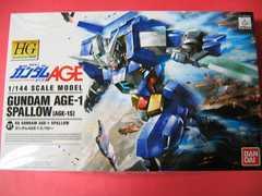 1/144 HG-AGE07 AGE-1S ������AGE-1 ���۰ �V�i