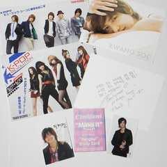 レア超新星グァンスセットスペシャルトレカ&Card(直筆メッセージ〜)など6点オマケ