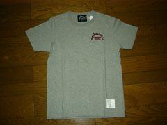 新品NHCナチュラルハイキングクラブカットソーS灰系ポケTシャツ