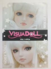 ViSUA DOLL �޼ޭ��ް� �����ٶװ�׼�񔄕i