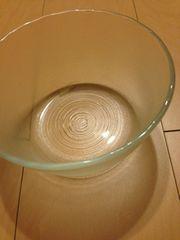 サラダ  素麺などに  ガラス食器