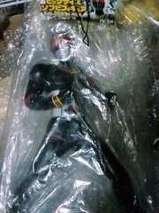 仮面ライダーブラック ビッグサイズソフビフィギュア