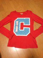 ★COCOLULU★デカCロゴTシャツ★RD★