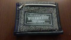 NEIGHBORHOODネイバーフッド/コインポケット付きカードケース