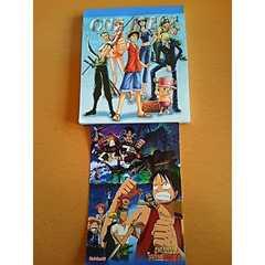 ONE PIECE メモ帳 カード セット ワンピース ルフィ チョッパー