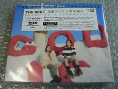 加藤ミリヤ×清水翔太【THE BEST】初回盤/CD+DVD/新品未開封