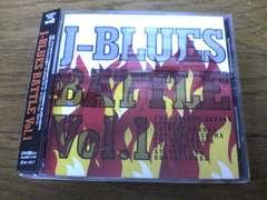 CD「J-BLUES BATTLE Vol.1」稲葉浩志/川島だりあ●