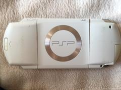 ☆ジャンク品☆ PSP1000(白)本体&充電器セット