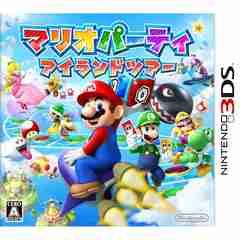 3DS》マリオパーティ アイランドツアー [174000379]