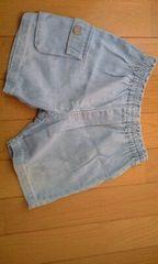 水色の半ズボン(90�a)