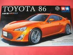 タミヤ 1/24 スポーツカーシリーズNo.323 トヨタ 86