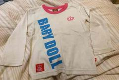 BABYDOLL◆90◆長袖Tシャツ