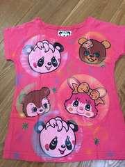 美品!かわいい!グラグラTシャツ サイズ7 130