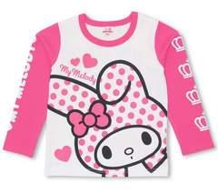 新品BABYDOLL★マイメロディ フェイス ロンT 120 Tシャツ ベビードール