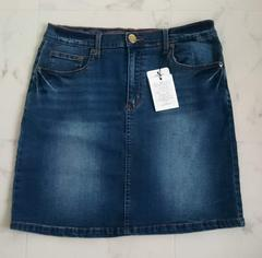 GRL グレイル ストレッチデニムタイトスカート
