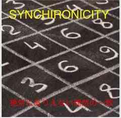 synchronicity���肦�Ȃ����R�̈�v�I��i
