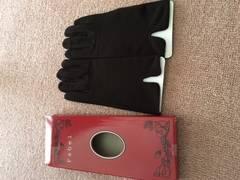 手袋 茶 ブラウン ファーベル オススメ 激安 新品