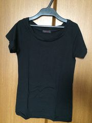 CHU××× 半袖Tシャツ ブラック