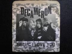 ロッキンf/付録/シ-トレコ-ド/DECAMERON/デカメロン