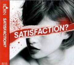 ◆BORN 【SATISFACTION?】 通常盤 CD 新品